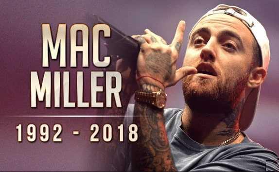 Rapper Mac Miller kills self