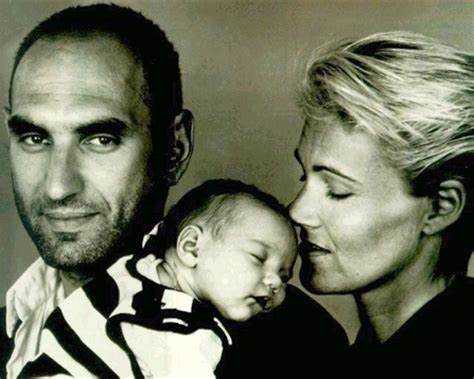 Marie Frediksson has two kids with Micke Bolyos