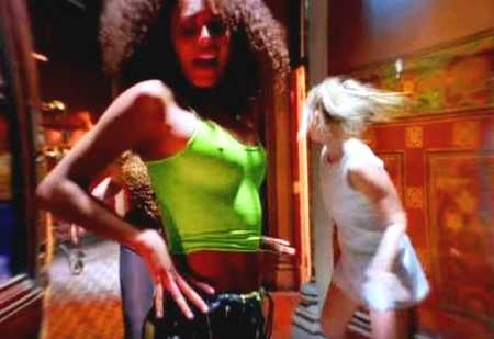 Spice Girls Wannabe music video banned in middle east because of Mel B nipples