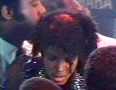 Michael Jackson's 1985 Pepsi commercial shoot almost killed him.