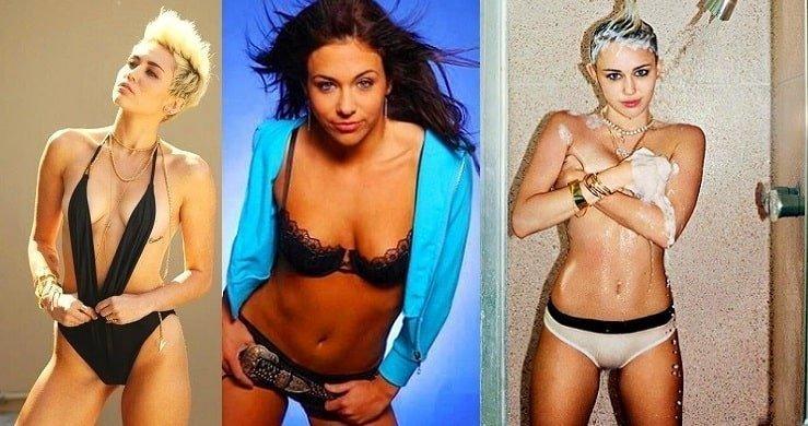 Miley Cyrus bikini pics