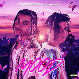 Mood – 24kGoldn ft. Iann Dior