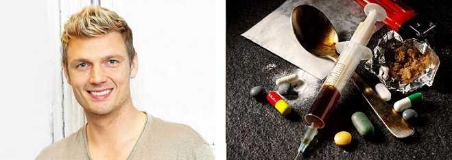 Paris Hilton introduced Nick Carter to drugs.