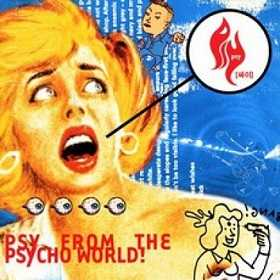 PSYs first album was The Psycho World
