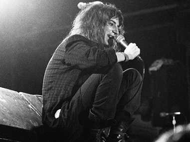 Patti Smith suffered a major accident during a live performance with Bob Seger.