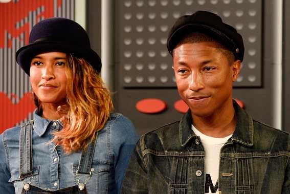 Helen and Pharrell Williams truly love each other