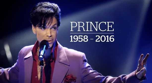 Prince Roger Nelson RIP