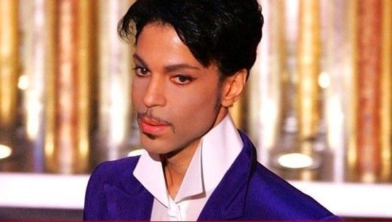 Prince hairstyle 80s