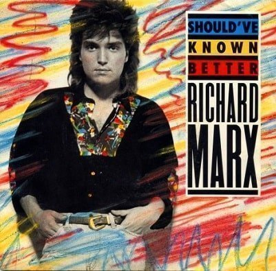 Debut album of Richard Marx