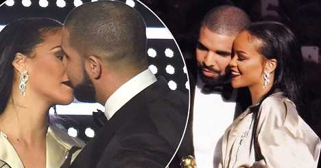 Rihannas love with Drake ended because of Chris Brown