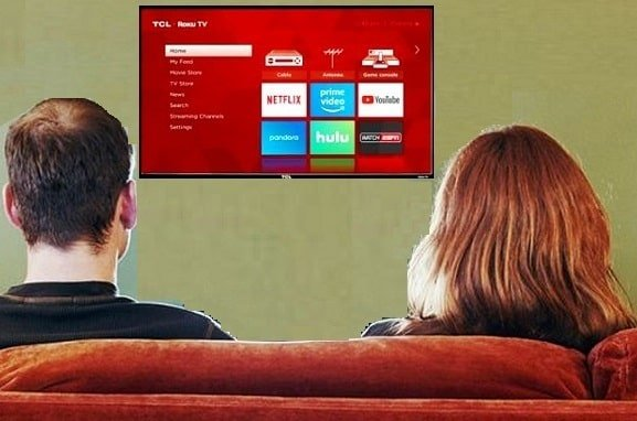 Simple yet powerful Roku Express Plus interface