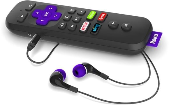 Easy to handle Roku express plus remote