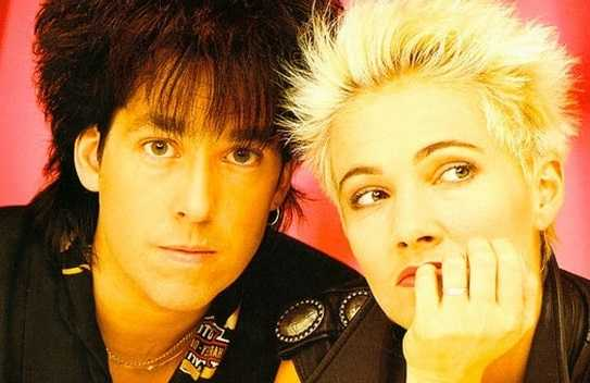 80s pic of Roxette