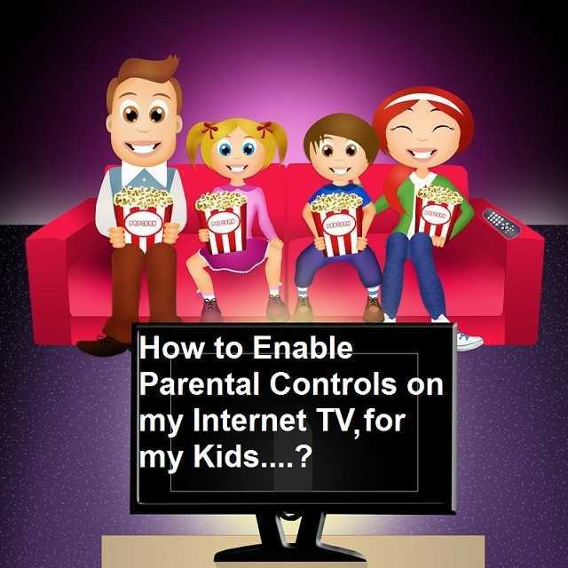 How To Set Up Parental Controls On Amazon Fire Stick, Google Chromecast and Apple TV?