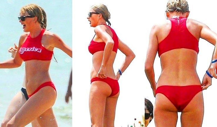 Sexy Taylor Swift bikini collection