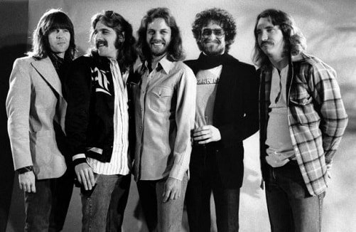 The band Eagles collapsed of infighting