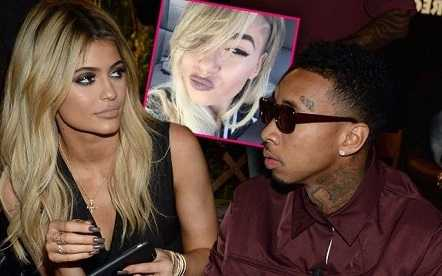 Tyga and Kylie Jenner cheated each other for a long time