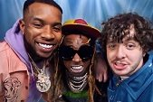 WHATS POPPIN by Jack Harlow ft. DaBaby, Tory Lanez & Lil Wayne streams on spotify, apple music and pandora
