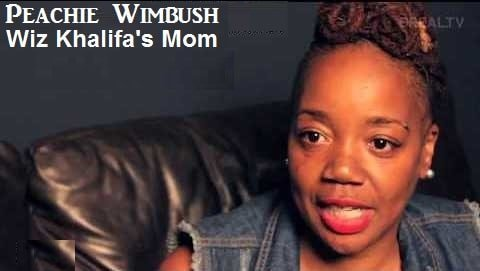Wiz Khalifas mom supported him on smoking