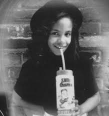 Young pics of Aaliyah