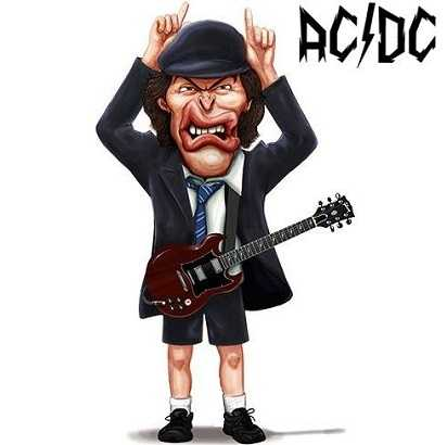 Bon Scott  is the most popular ACDC band member.