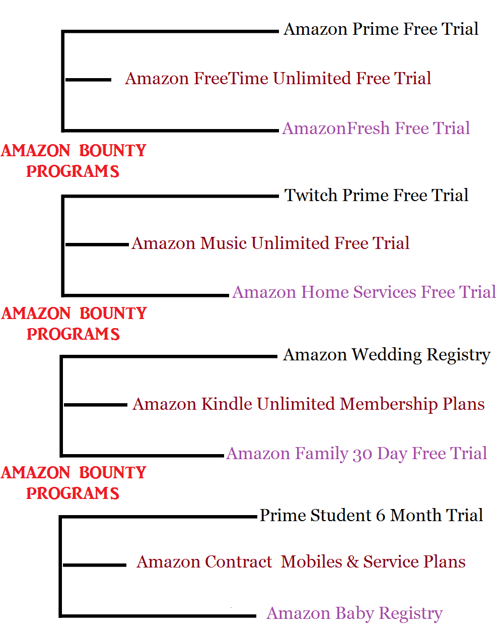 What is Amazon Bounty Program?