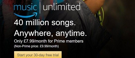40 million songs stream on amazon music unlimited