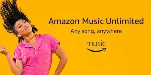 How to get amazon music unlimited free?