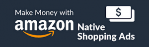amazon native ads, best alternative for google adsense