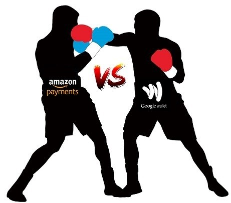 difference between amazon pay and google wallet