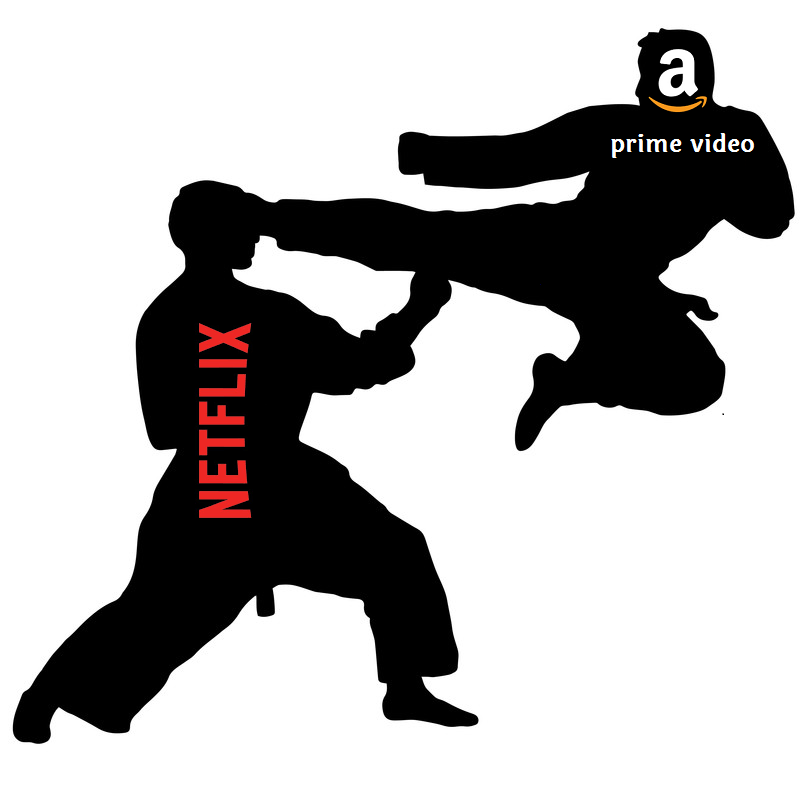 difference between amazon prime video and netflix
