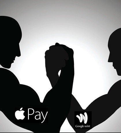difference between apple pay and google wallet
