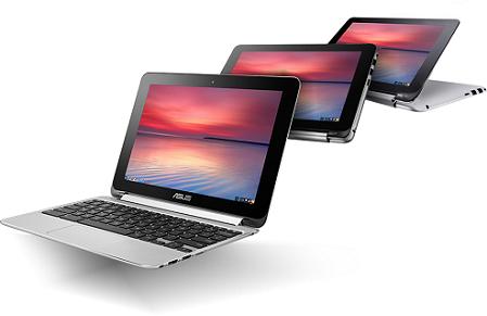top 10 laptops of 2017 - asus chromebook flip
