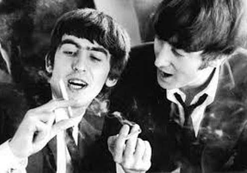 Beatles were addicted to drugs