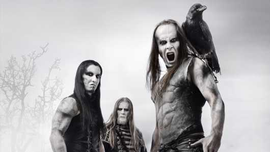 Blackmetal band Behemoth streams on spotify,deezer and amazon music unlimited.