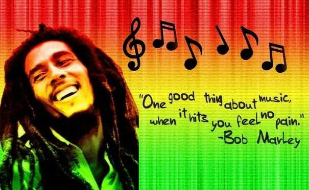 Thought provoking quotes of Bob Marley