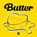 Butter by BTS streams on google play music, apple music and tidal
