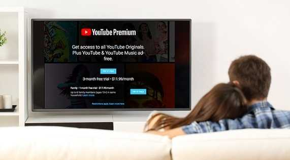 Advantages of YouTube premium