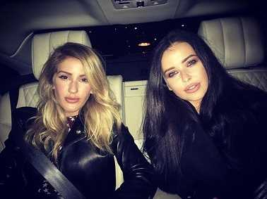 Ellie Goulding stole her sisters guitar