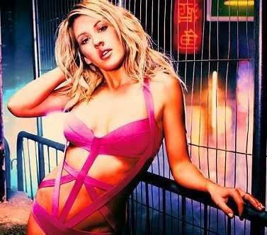Nude pics of Ellie Goulding