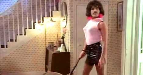 Freddie Mercury was proud of being gay