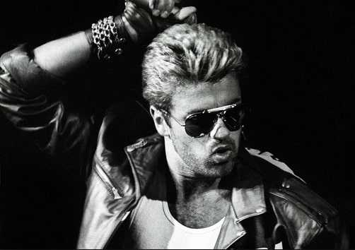 Hot pics of George Michael