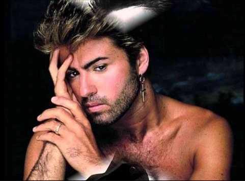 George Michael gay pics.