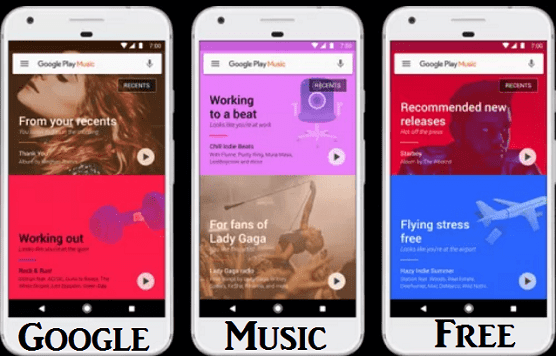 free google play music premium subscription