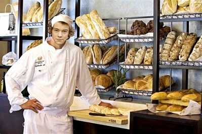 Harry Styles was a local baker before joining X Factor