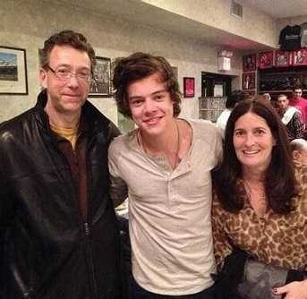 Harry Styles parents divorced married again