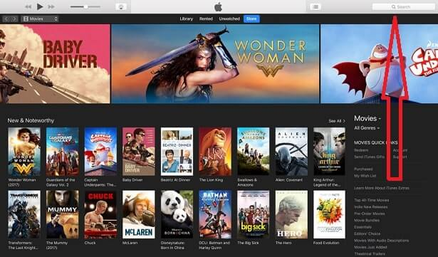 You can download free movies from iTunes app