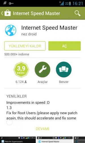 internet speed master - boosts internet speed