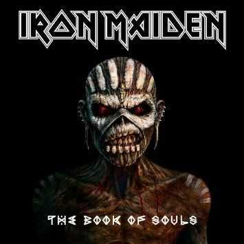 Iron Maiden's The Book Of Souls streams on amazon music unlimited,spotify,tidal and apple music