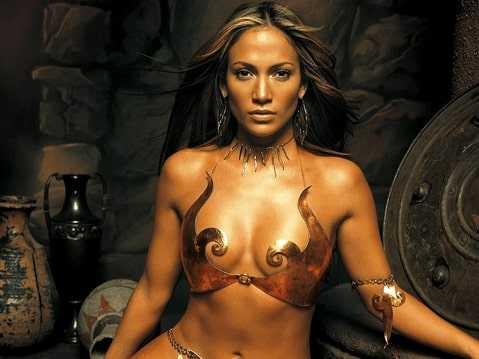 Nude sexy pics of Jennifer Lopez